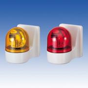 小型回転灯 WHB-100A 電子ブザー付き