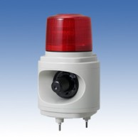 LED回転灯付音声報知器(LRV-100R)